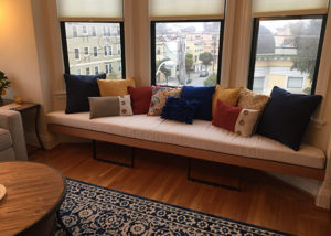 Bay Window Cushion