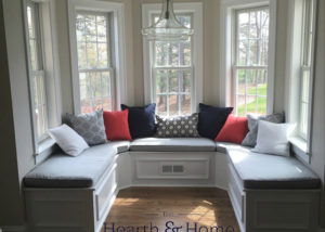 Fresh Build A Bay Window Seat