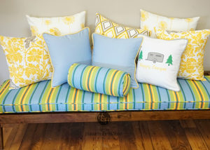 Custom Indoor Cushions: Create The Perfect Look Today!