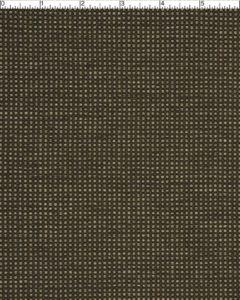 Black and Tan Jack-Mat Fabric