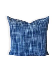 Boho Indigo Pillow Cover