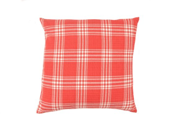 Barnegat Red Pillow Cover