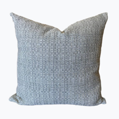Gunmetal Pillow Cover