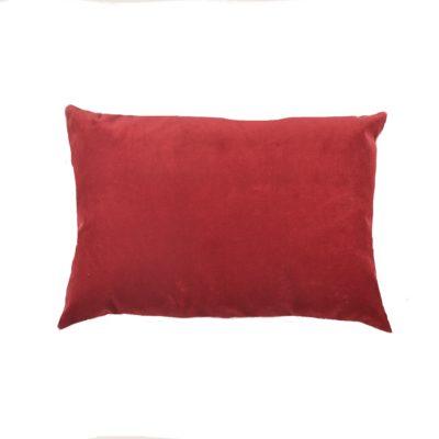 Red Velvet Pillow Cover