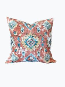 Sante Fe Orange Pillow Cover