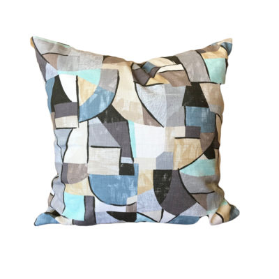 Stained Glass Pillow Cover