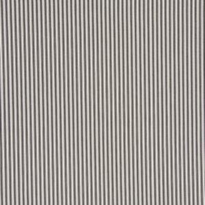 Outdoor Ticking Stripe Black