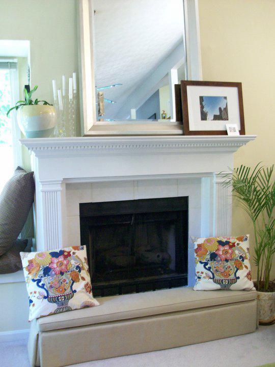 HearthSoft Fireplace Cushion