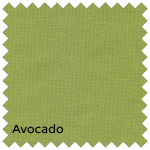 Avocado Cotton Chino Grade A