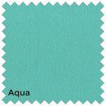 Aqua Cotton Chino Grade A