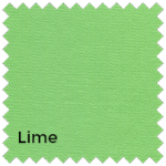 Lime Cotton Chino Grade A