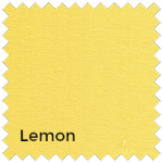 Lemon Cotton Chino Grade A