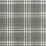Barnegat Pearl Grey Plaid -Grade B
