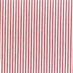 Red Woven Ticking -Grade B