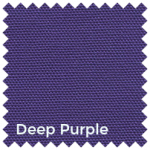 Deep Purple Cotton Chino Grade A