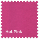 Hot Pink Cotton Chino Grade A