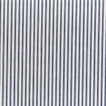 Navy Woven Ticking -Grade B